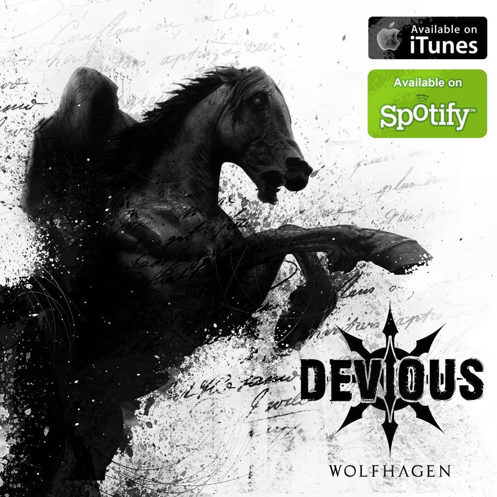 devious-wolfhagen-itunes-spotify